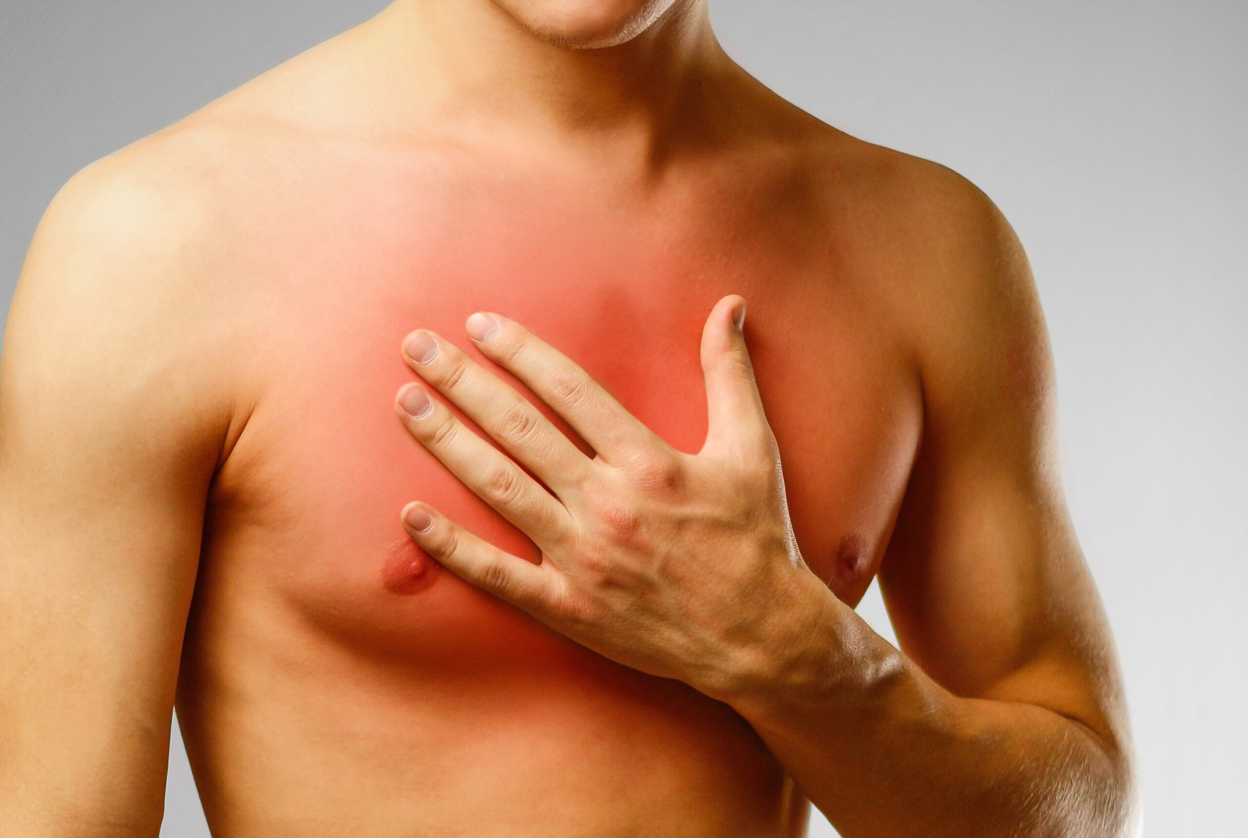 Does Your Heart Pound and You Think It's Caused by GERD?