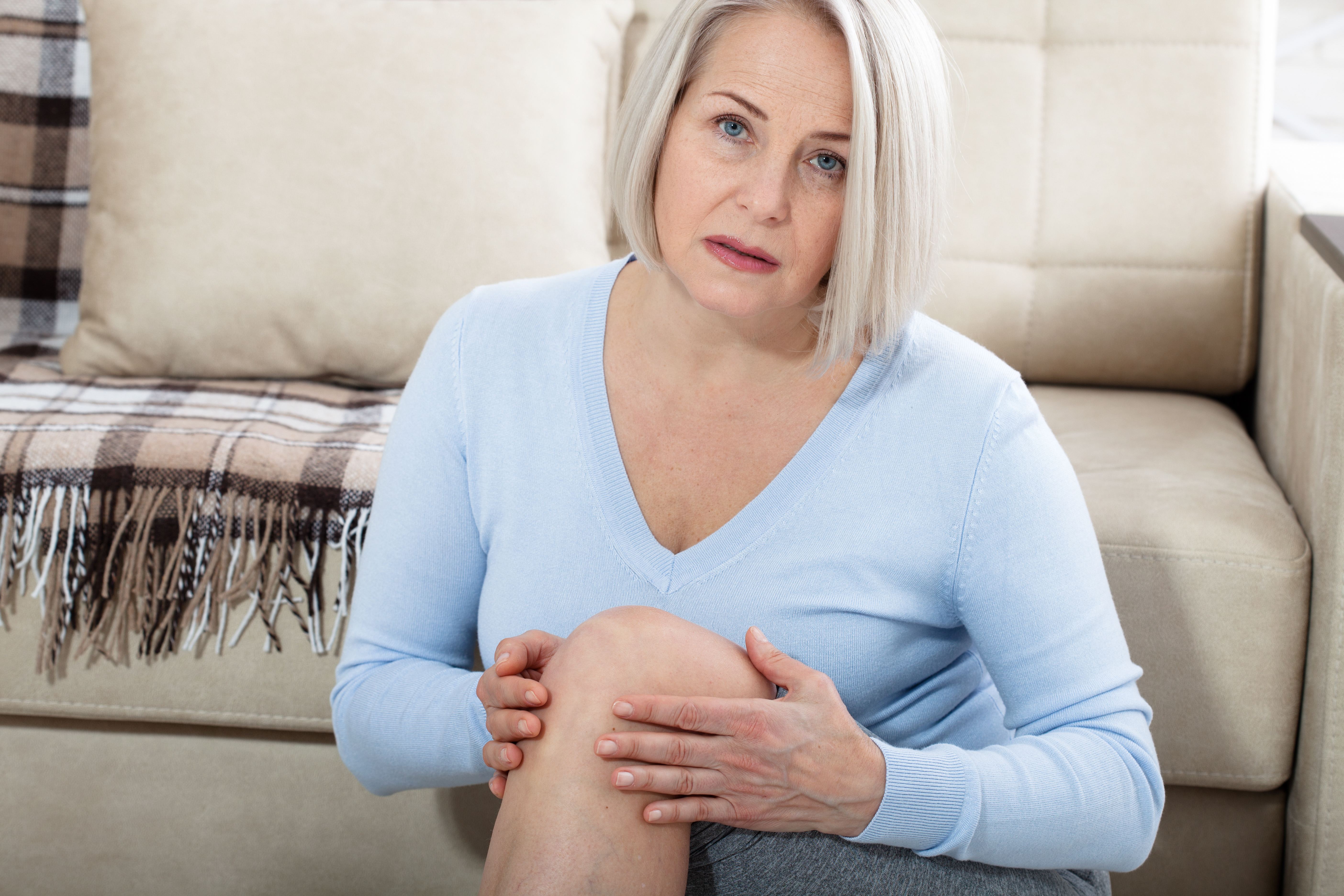 Can Ovarian Cancer Cause Numbness in a Leg?