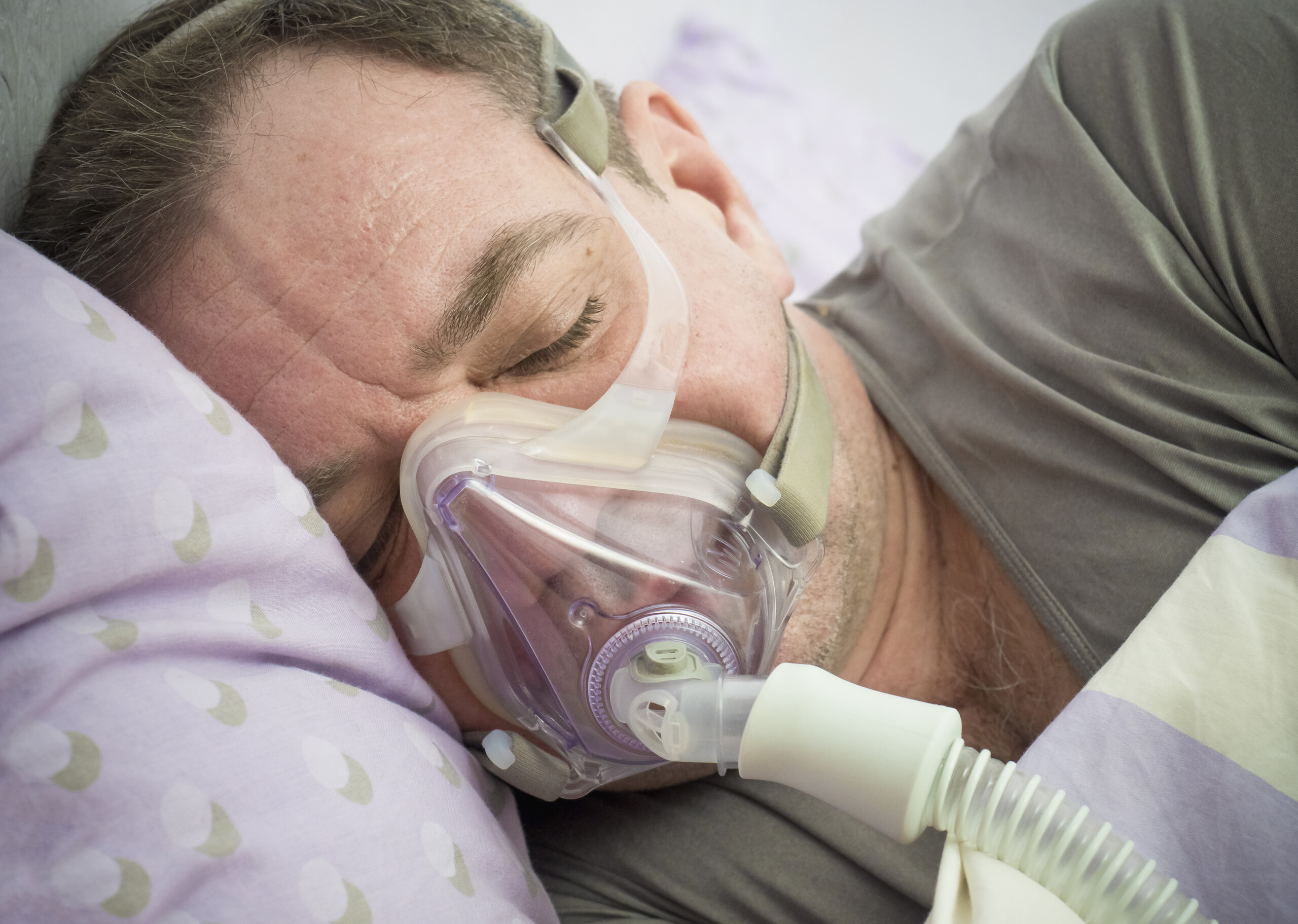 Is an Occasional Night Off from CPAP Harmful to the Body?