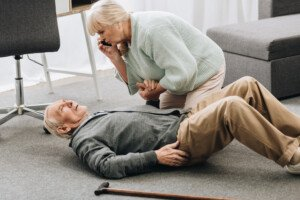Hip Fracture Is a Major Death Risk in People Over 65