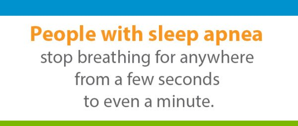 How to Tell You Might Have Obstructive Sleep Apnea ??