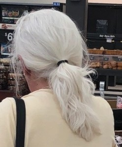 Can A Woman Be Too Old For A Ponytail Not These Ladies