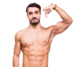 One Nipple in Men Bigger than the Other: Why?
