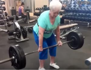 Why Older Women Should Lift Barbells and Dumbbells