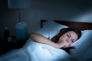 Causes of an Overnight Cough Other than Acid Reflux?