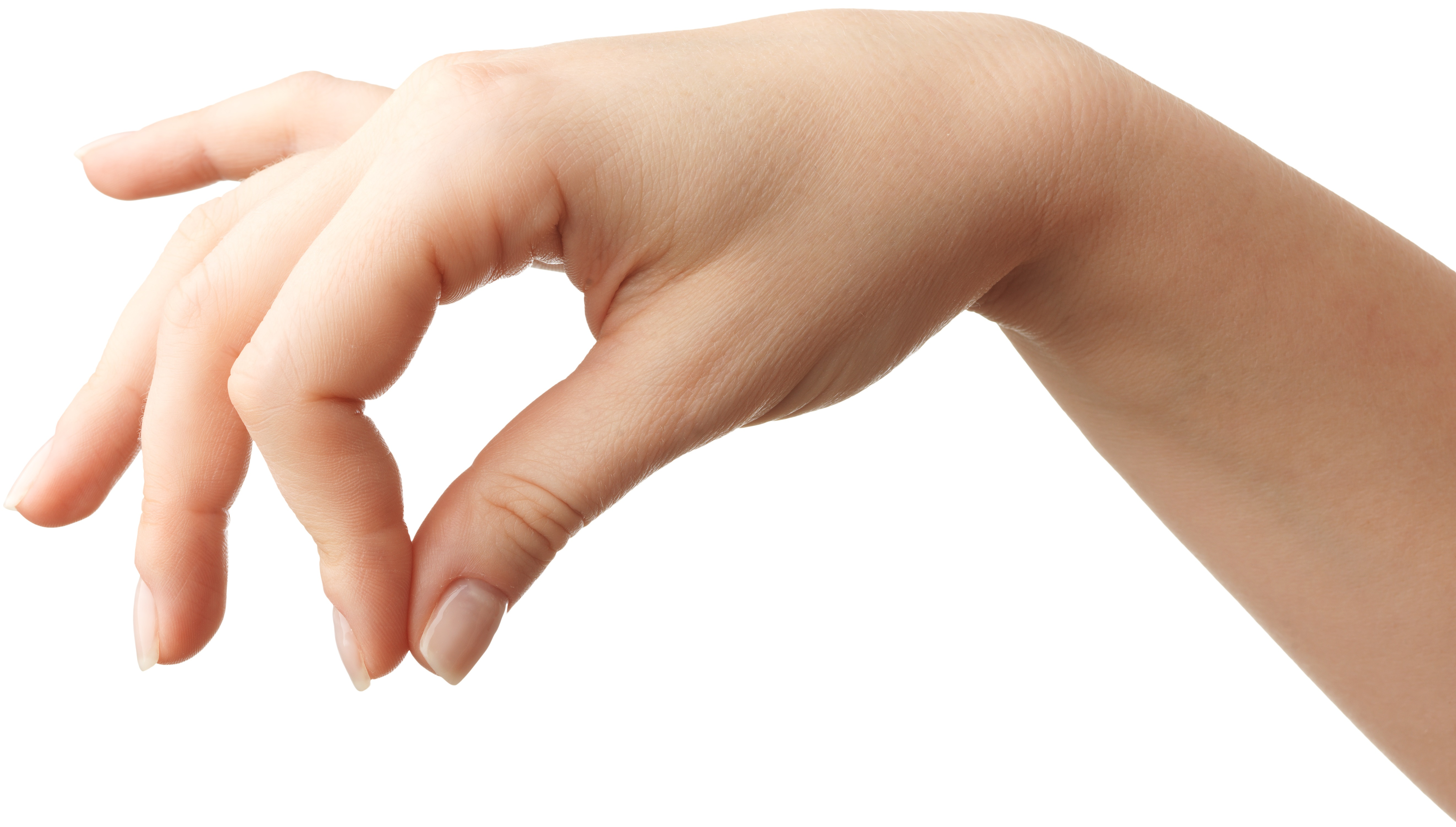 What Twitching Between Thumb and Index Finger Means