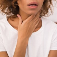 Trouble Swallowing Food: Anxiety or Esophageal Cancer?