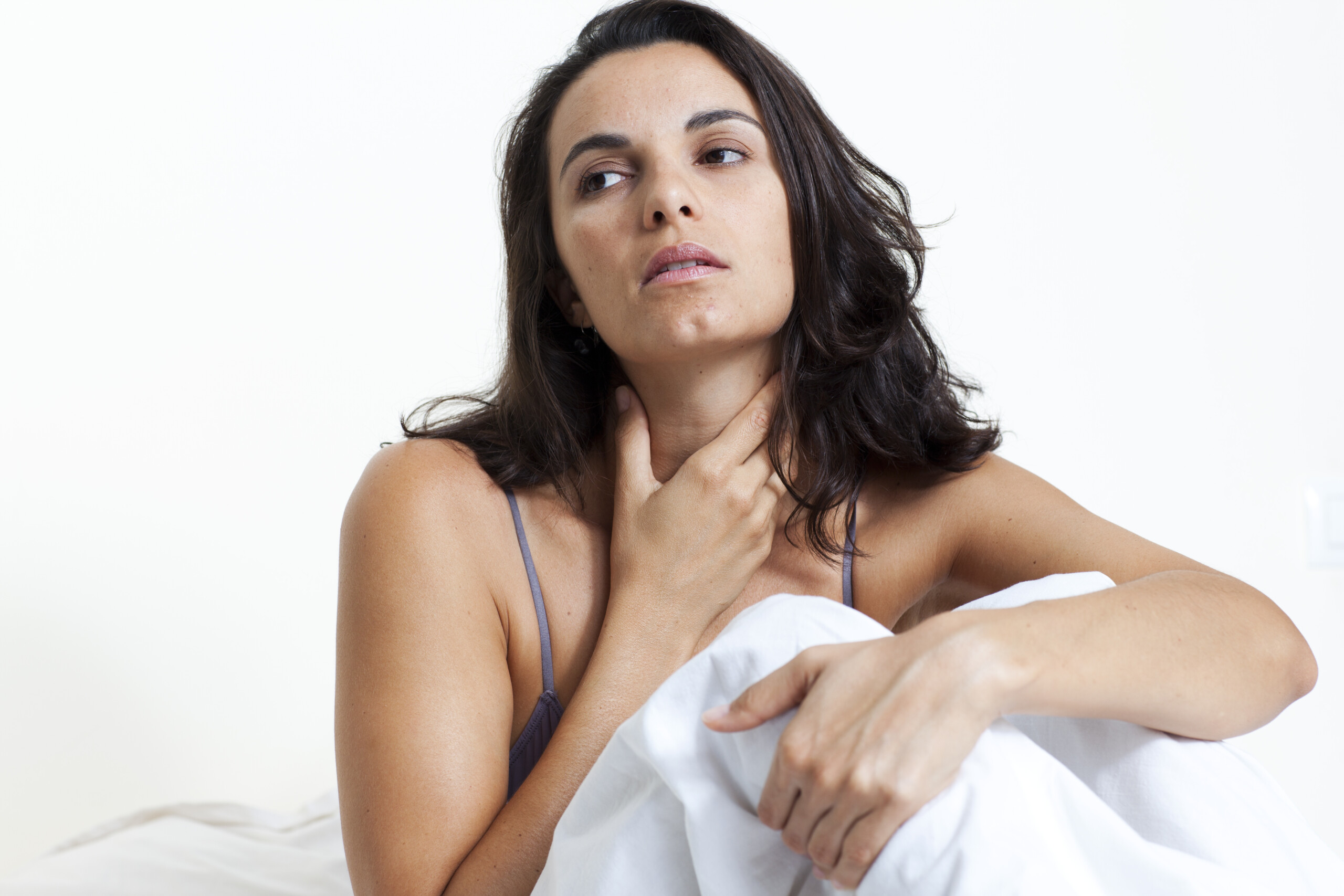 Does Feeling Palpitations in the Neck Mean a Heart Problem?