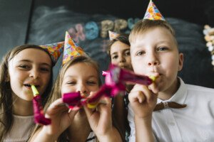 Why Kids Shouldn't Invite Everyone in Class to Birthday Party