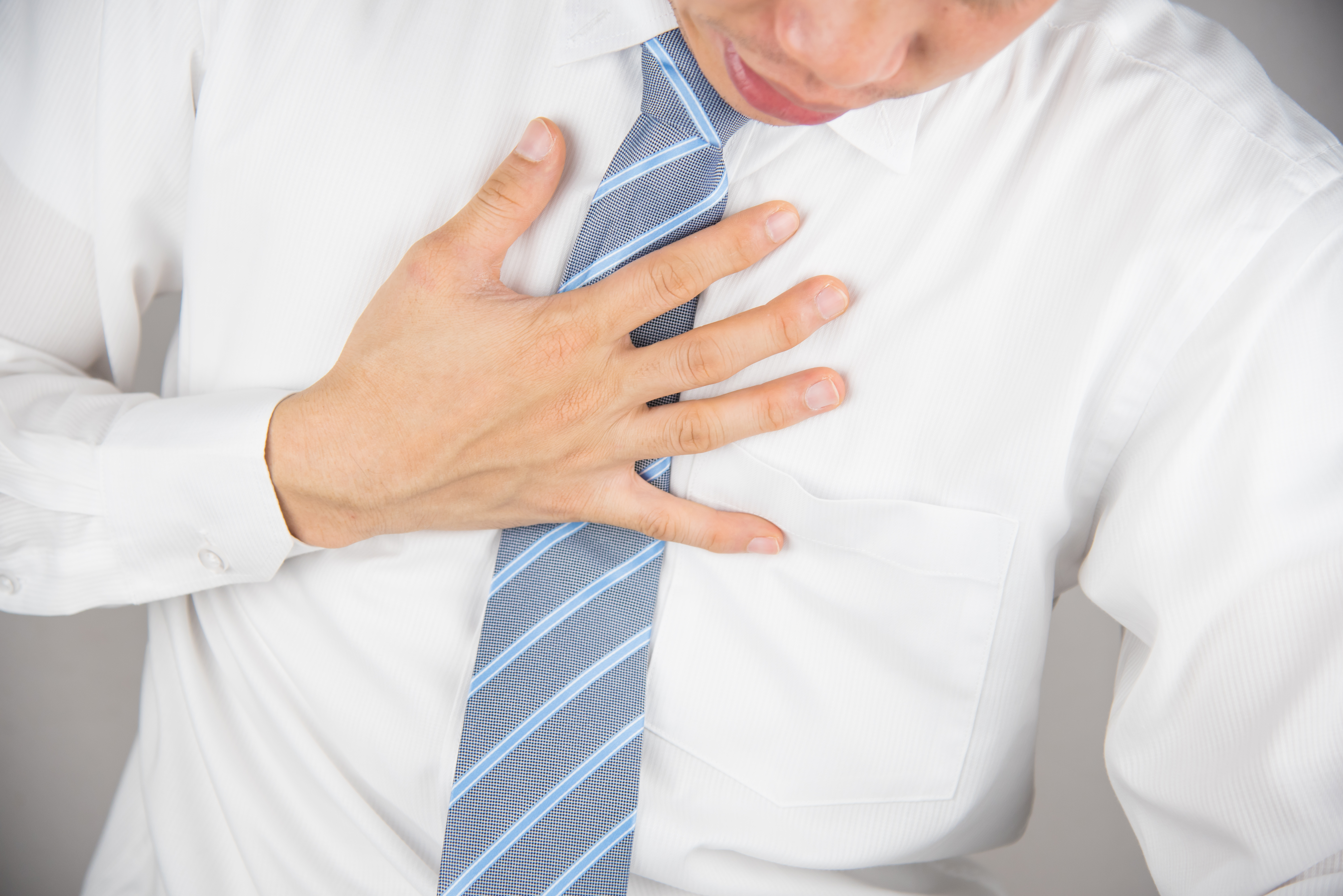 Chest Pain, Pain/Numbness in Left Arm, Burping: Heart Attack?