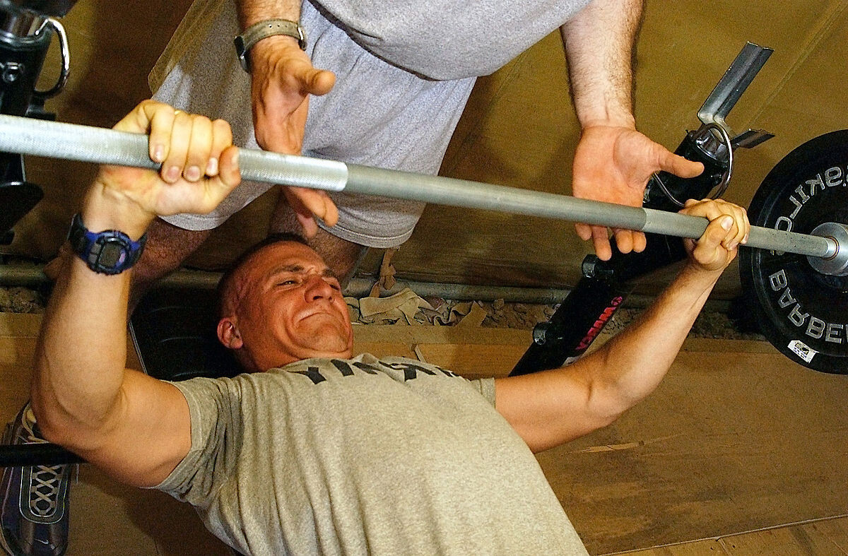 Can Bench Pressing Cause AC Joint Separation?