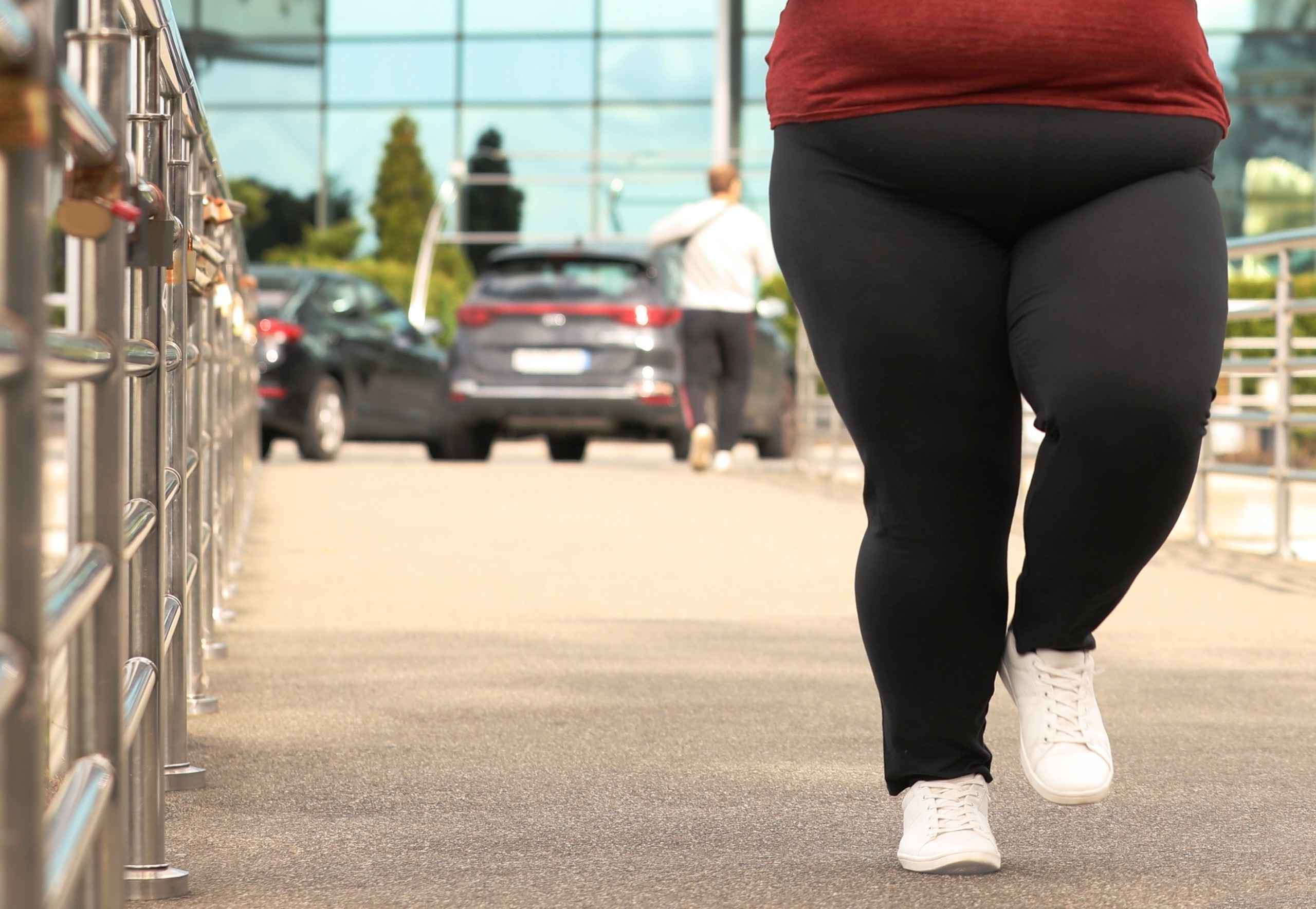 How Fast Can Morbidly Obese Influencers Move?