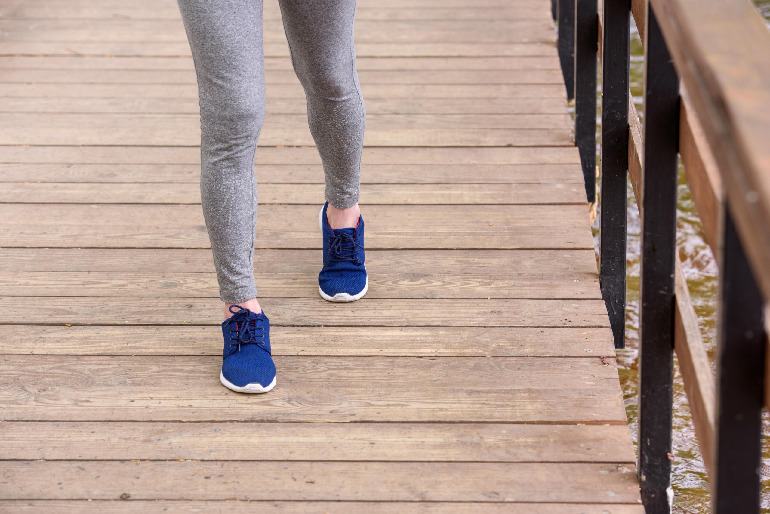 Interval Walking vs. 10,000 Steps a Day for Older Health