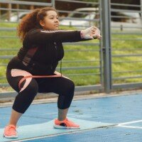Can Exercise Prevent Future Knee Problems in Obese Women?